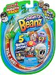 Mighty Beanz: Комплект от 5 бобчета за игра - Играчка изненада -