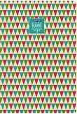 Ученическа тетрадка - Note Mark : Формат А4 с малки квадратчета - 40 листа - тетрадка
