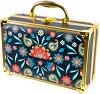 Markwins International Boho Chic - Комплект с гримове в кожен куфар -