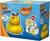 Пате - Детска музикална играчка за баня -