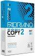 Бяла копирна хартия - Fabriano Copy 2 - A4 с плътност 80 g/m<sup>2</sup> и белота 163 -