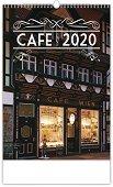 Стенен календар - Cafe 2020 -