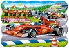 Автомобилно състезание -