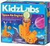 """Въздушен двигател - Детски образователен комплект от серията """"Kidz Labs"""" -"""