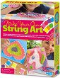 Направи сама стринг арт - Творчески комплект -