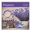 Стенен календар - Provence 2020 - календар
