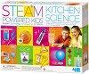 Експерименти в кухнята - Образователен комплект от серията Steam Powered Kids -