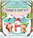 Какво е снегът? Първи въпроси и отговори - детска книга