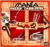 """Puzzle Mania - Пиле - Комплект 4 броя 3D пъзела от серията """"Casse-Tetes"""" -"""
