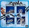 """Puzzle Mania - Петел - Комплект 4 броя 3D пъзела от серията """"Casse-Tetes"""" -"""