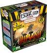 Escape Room: Jumanji - Настолна логическа игра -