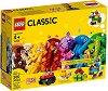 LEGO: Classic - Basic Brick - Детски конструктор в кутия -