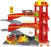 """Пожарна станция - Детски комплект от серията """"SOS"""" -"""