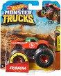 """Бъги - Spiracha - Комплект за игра от серията """"Hot Wheels: Monster Trucks"""" -"""