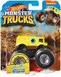 """Бъги - Спондж Боб Квадратни гащи - Комплект за игра от серията """"Hot Wheels: Monster Trucks"""" -"""