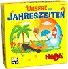 Сезони - Детска състезателна игра - игра