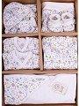 Комплект за изписване - 100% органичен памук -