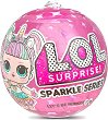 """Топка с кукла изненада - L.O.L. - От серията """"L.O.L. Surprise"""" -"""