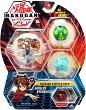 Bakugan Battle Planet - Aurelus Hidranoid - Комплект от 3 бойни топчета за игра -