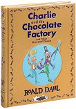 Charlie and the chocolate factory - Roald Dahl - книга