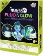 """Флуоресцентна светлина - Детски образователен комплект от серията """"Mini Lab""""  -"""