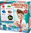 """Лаборатория за кристали - Образователен комплект от серията """"Научни експерименти"""" -"""