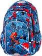 Ученическа раница  - Spark L: Spiderman Denim -