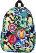 Раница за детска градина - Toby: Avengers Badges -