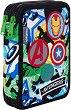 Несесер с ученически пособия - Jumper XL: Avengers Badges - продукт