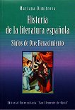 Historia de la literatura Española. Siglos de Oro: Renacimiento - Mariana Dimitrova -