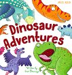 Dinosaur Adventures - Fran Bromage - детска книга
