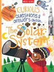 Curious Questions & Answers About The Solar System - детска книга