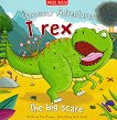 Dinosaur Adventures: T rex - The big scare - Fran Bromage - детска книга