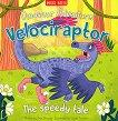 Dinosaur Adventures: Velociraptor - Fran Bromage -