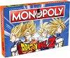 Монополи - Dragon Ball - Семейна бизнес игра -