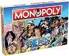 Монополи - One Piece - Семейна бизнес игра -