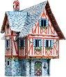 Къщата на търговеца - Картонен 3D модел за сглобяване -
