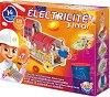 """Млад електротехник - Образователен комплект от серията """"Експерименти"""" -"""