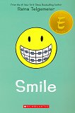 Smile - Raina Telgemeier -