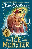 The Ice Monster - David Walliams - помагало