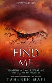 Shatter me - Intermediate book: Find me - Tahereh Mafi -