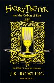Harry Potter and the Goblet of Fire: Hufflepuff Edition - J.K. Rowling - книга