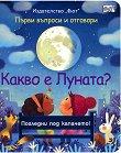 Първи въпроси и отговори: Какво е Луната? -