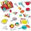 Съдове и прибори - Детски комплект за игра -