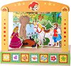 Детски куклен театър - Дървена играчка -