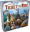 "Ticket to Ride: France - Разширение към ""Ticket to Ride"" и ""Ticket to Ride Europe"" -"