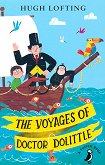 The voyages of Doctor Dolittle - Hugh Lofting - книга