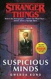 Stranger Things: Suspicious Minds - Gwenda Bond -