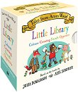 Little Library: Tales from Acorn Wood - 4 Books - Julia Donaldson, Axel Scheffler -