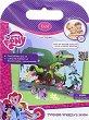 """Комплект за игра със силиконови стикери - Къщата на Спаркъл - От серията """"Малкото пони"""" -"""